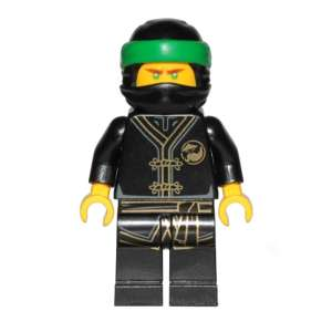 Lloyd - The LEGO Ninjago Movie