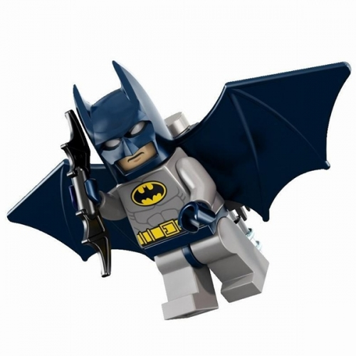 Batman - Wings and Jet Pack (Type 1 Cowl)