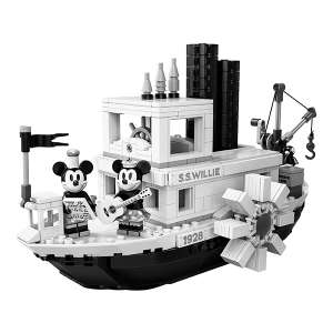 Steamboat Willie 90's Anniversary