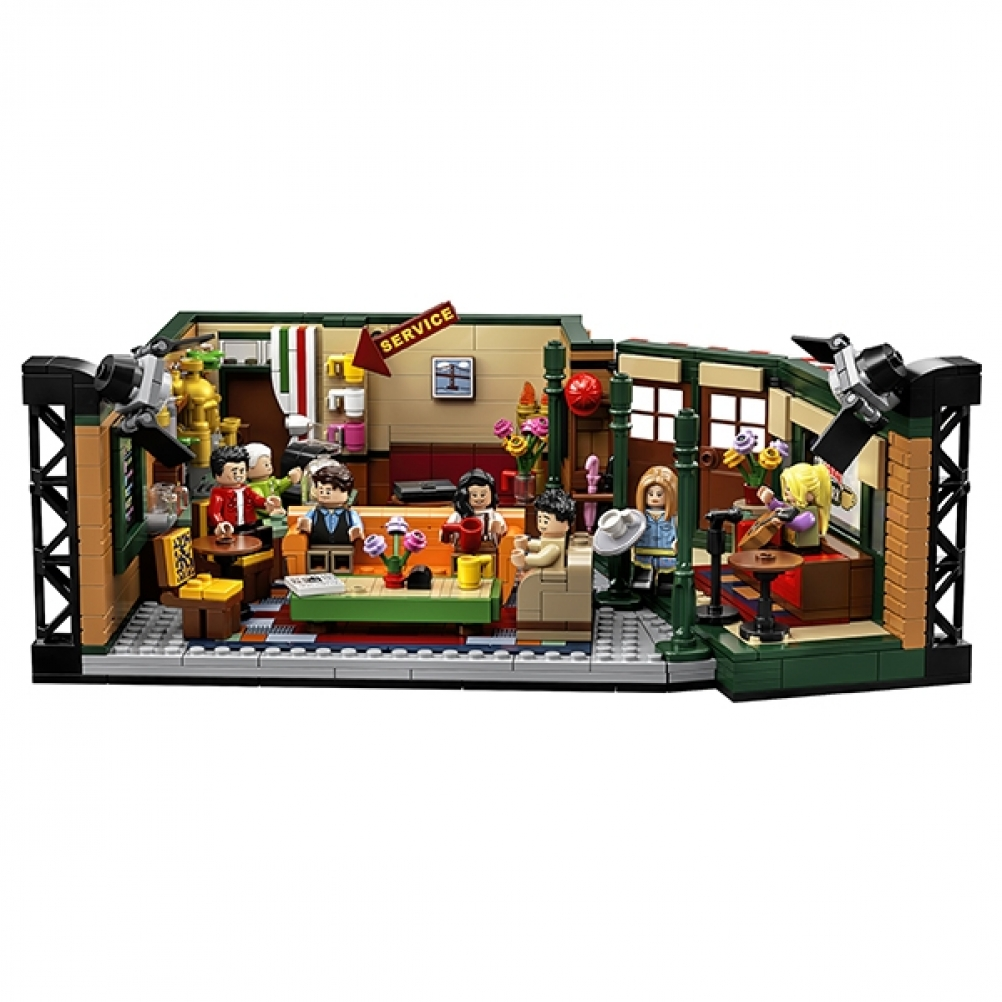 Central Perk - 25th Anniversary Friends