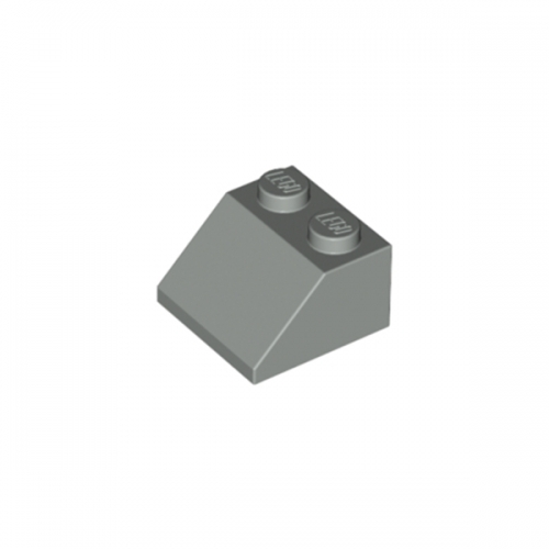 Roof Tile 2X2/45° Dark Gray
