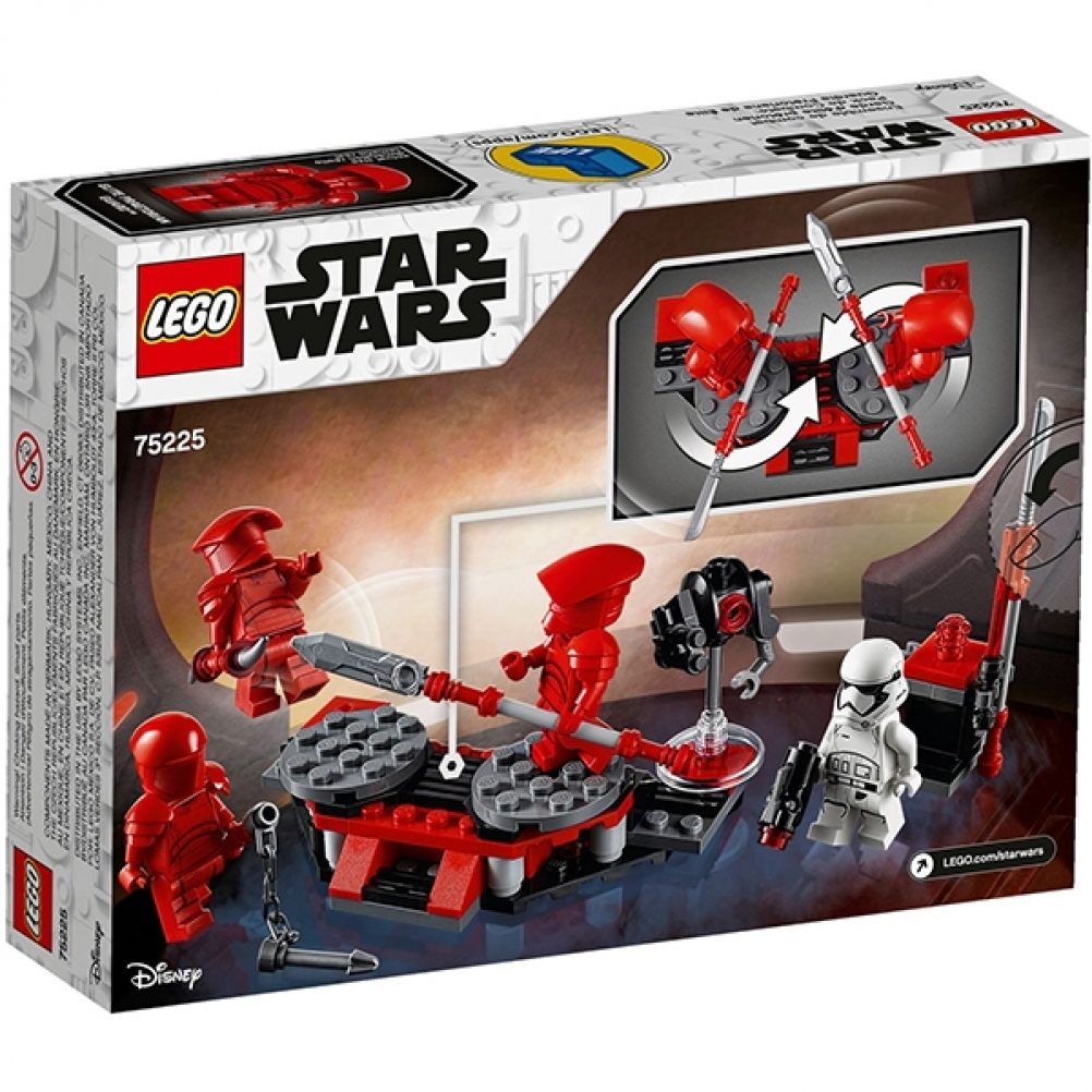Battle Pack Elite Praetorian Guard™