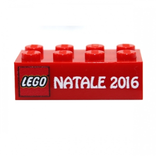 Brick Red Limited Edition Natale 2016