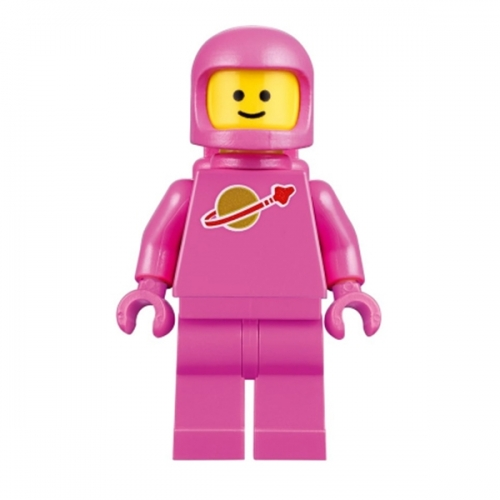 Classic Space - Pink with Airtanks and Updated Helmet - LENNY