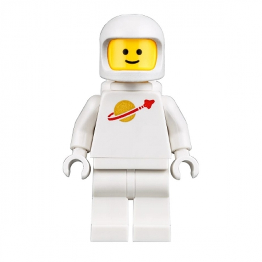 Classic Space - White with Airtanks and Updated Helmet Third Reissue - JENNY