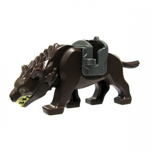 Dark Brown Warg
