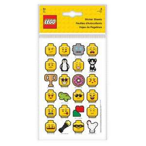 Lego Iconic Sticker Sheets
