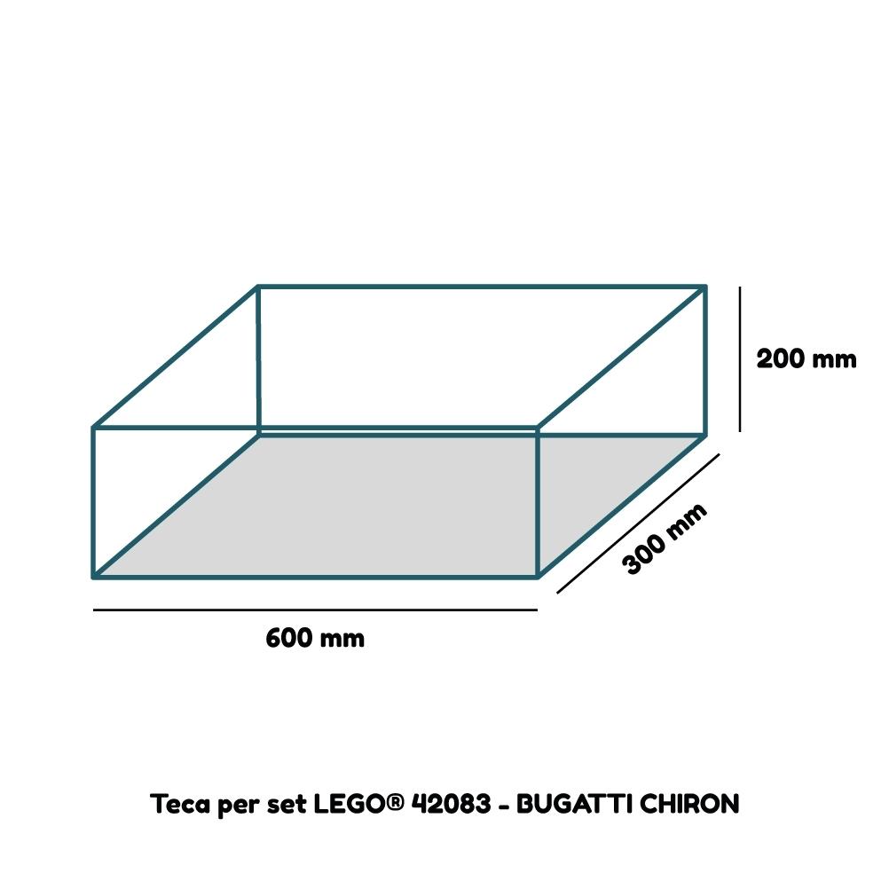 teka modellismo  Teca Espositiva per modellismo 60X30X20 - BRIX PLANET - LEGO ...