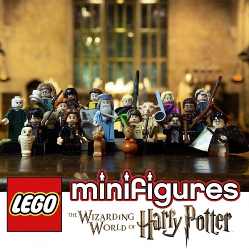 Set 16 Minifigures Serie Harry Potter