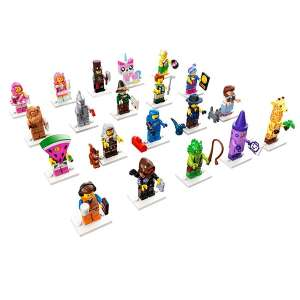 Set 20 Minifigures Serie LEGO Movie 2 + Wizard Of OZ