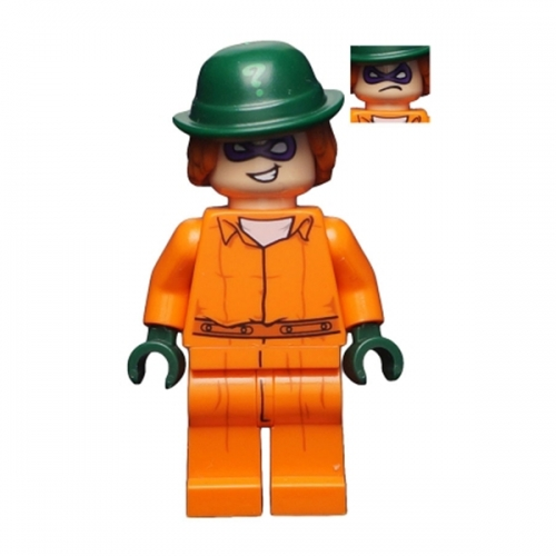 The Riddler - Prison Jumpsuit