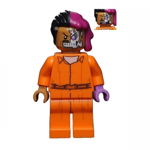 Two-Face - Prison Jumpsuit